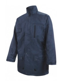 PARKA LABORAL ACOLCHADA IMPERMEABLE
